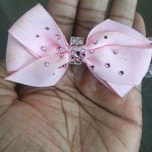 Jewelry - Tarina Tarantino elastic beaded bow bracelet